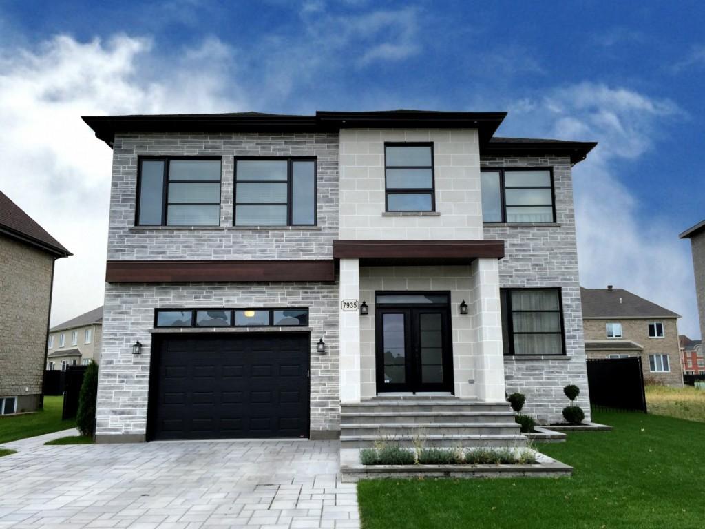 Construction de maison neuve rive sud montreal rive nord for Budget construction maison neuve