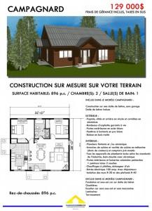 Affiche Campagnard new prix+ INCLUS