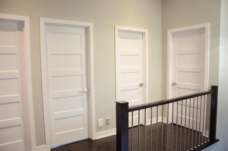 Passage à l'étage