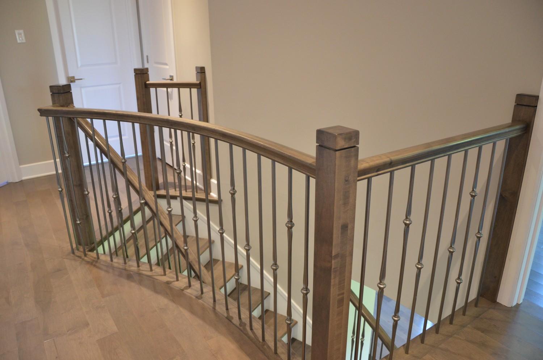 Cage d'escaliers