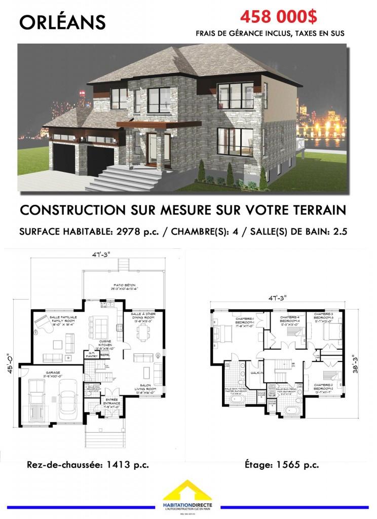 Affiche Orléans
